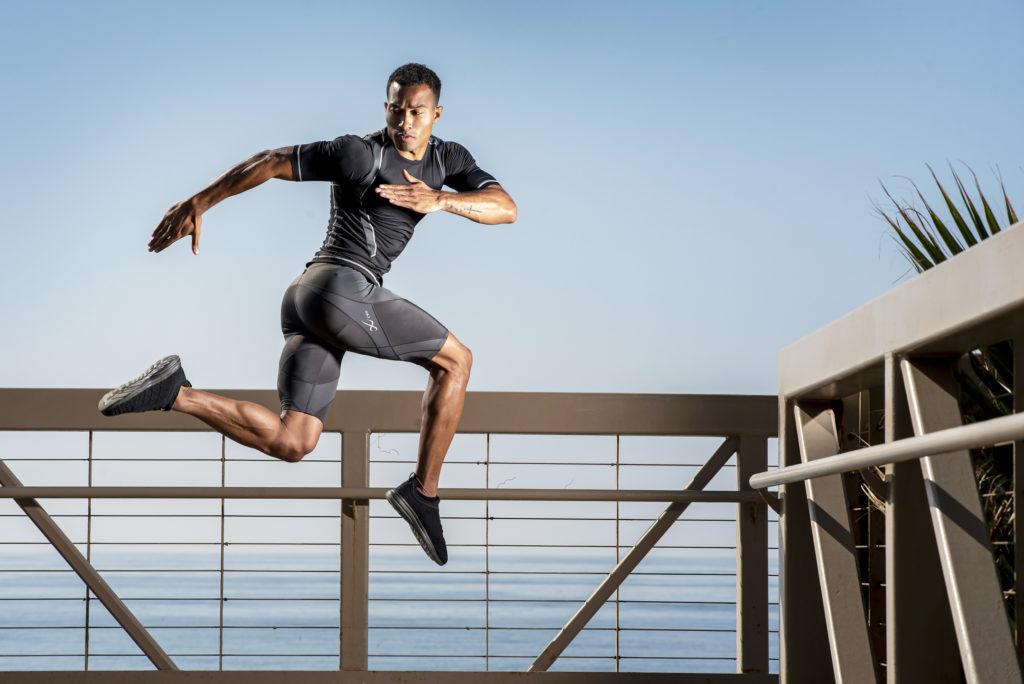 Denver Fitness Photographer Shoots for CW-X